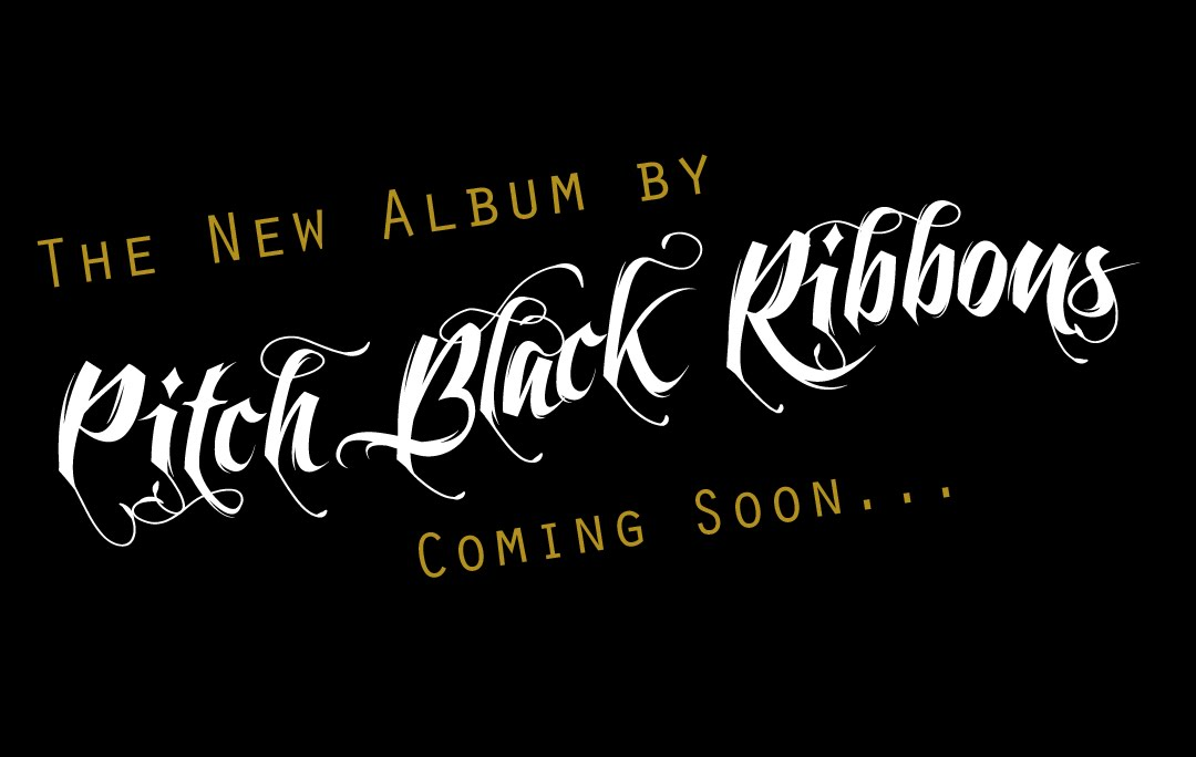 Pitch Black Ribbons News Page